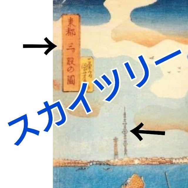 #026_占いで考察、東京スカイツリーの謎!【都市伝説】