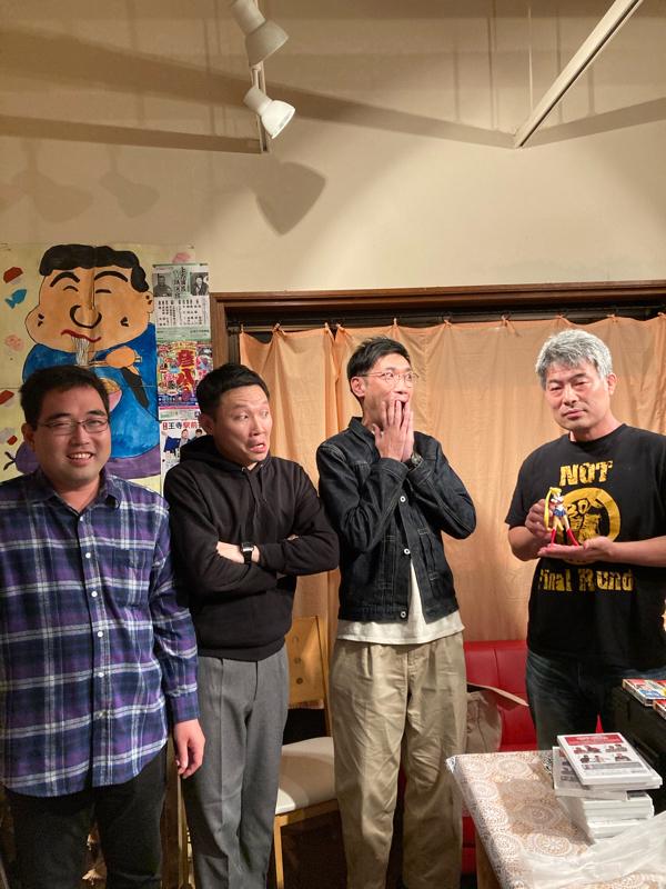 #55 雪鹿ラジオ〜鹿×鹿×鹿×鹿 後編〜