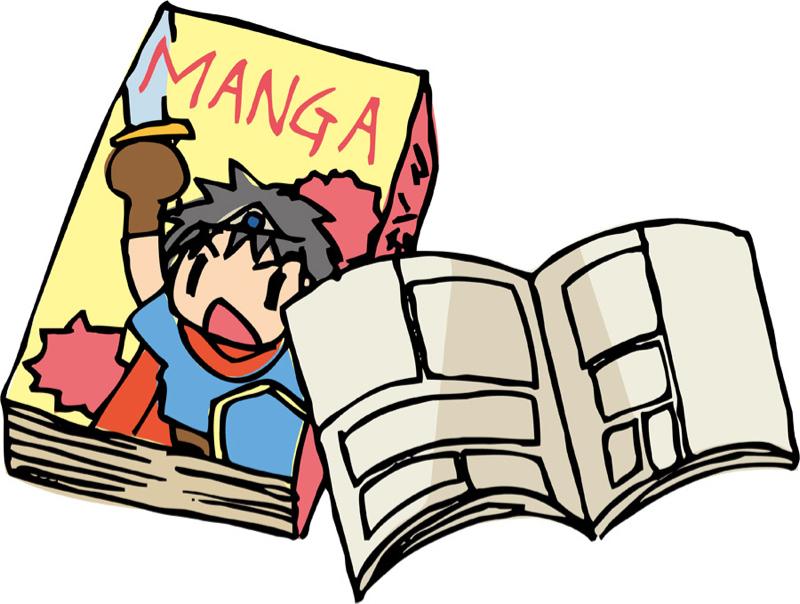 #116 マンガを読まない子どもでした。