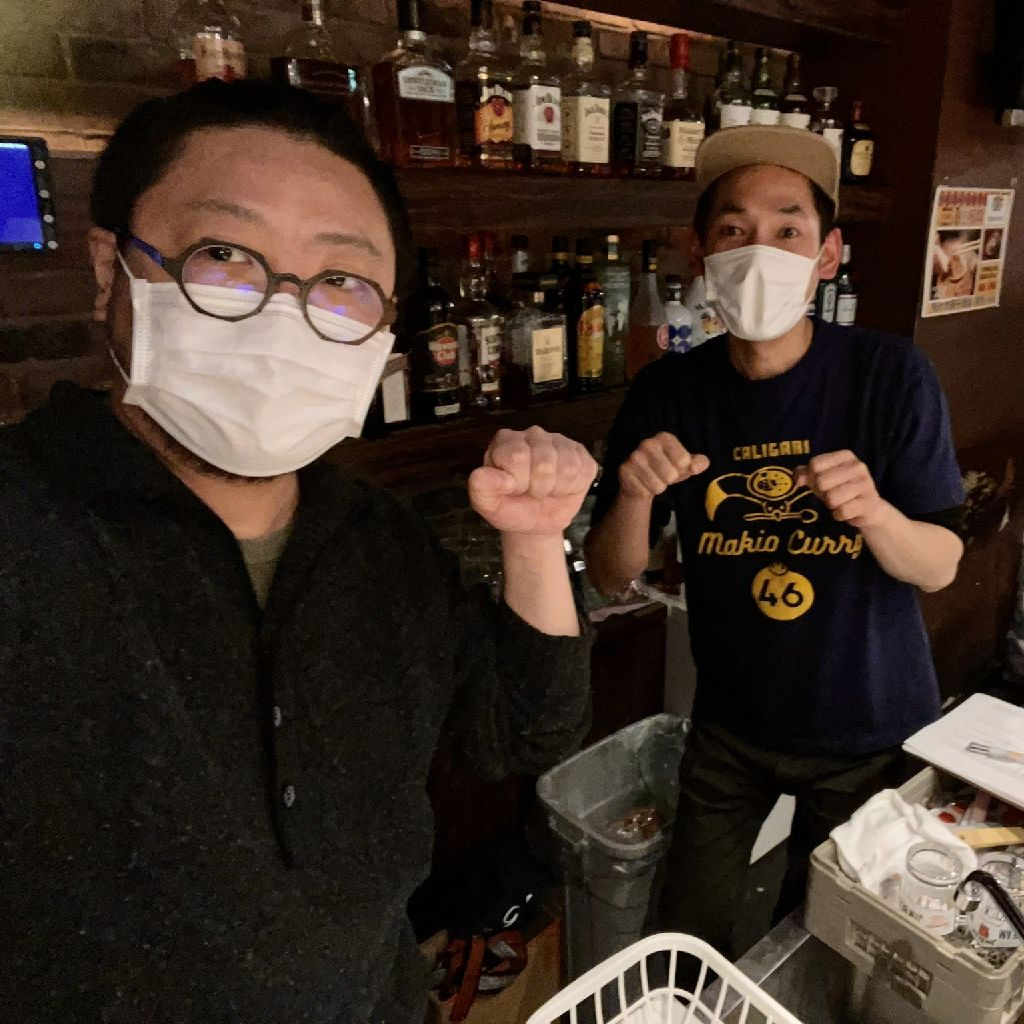 #138『カリガリ二木社長急な来店😃』