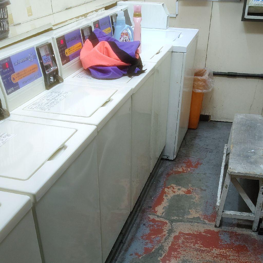 #213『コインランドリーでコインを洗濯機に入れて洗濯物を洗濯🌌』