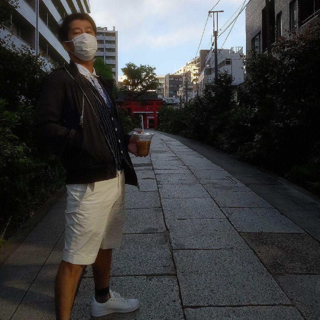 #226『ウエストランド井口君と成子天神社⛩️』