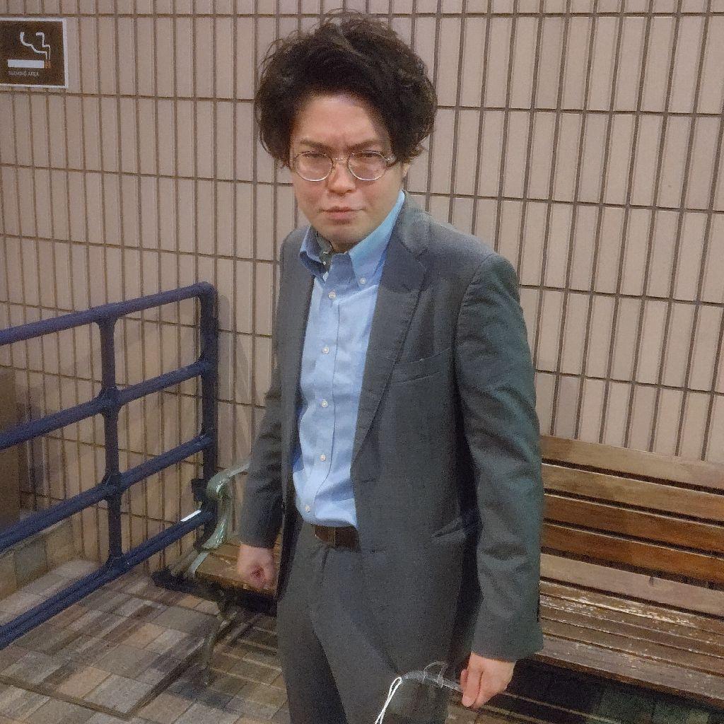#279『ネタ終わりにエンディングMCを待つ間階段の踊り場でヤーレンズ出井ちゃんとトーク🍅』