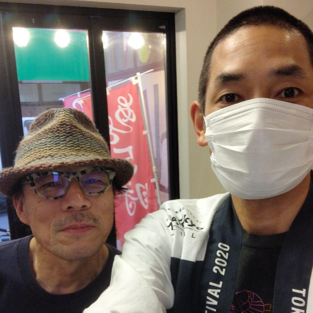 #407『町田忍さんに会った話😃😃😃』