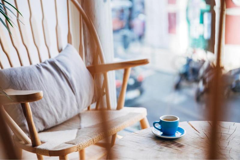 #7 最近コーヒー入れる間に喋ってるのが丁度いいって気づいた
