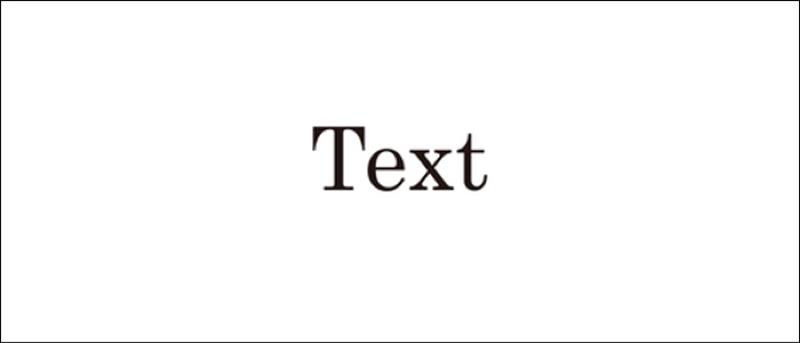ブランド紹介:TEXT