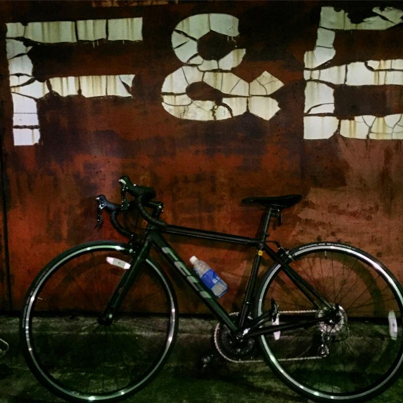 第1回 アルミ缶おじさん、アルミ製ロードバイク