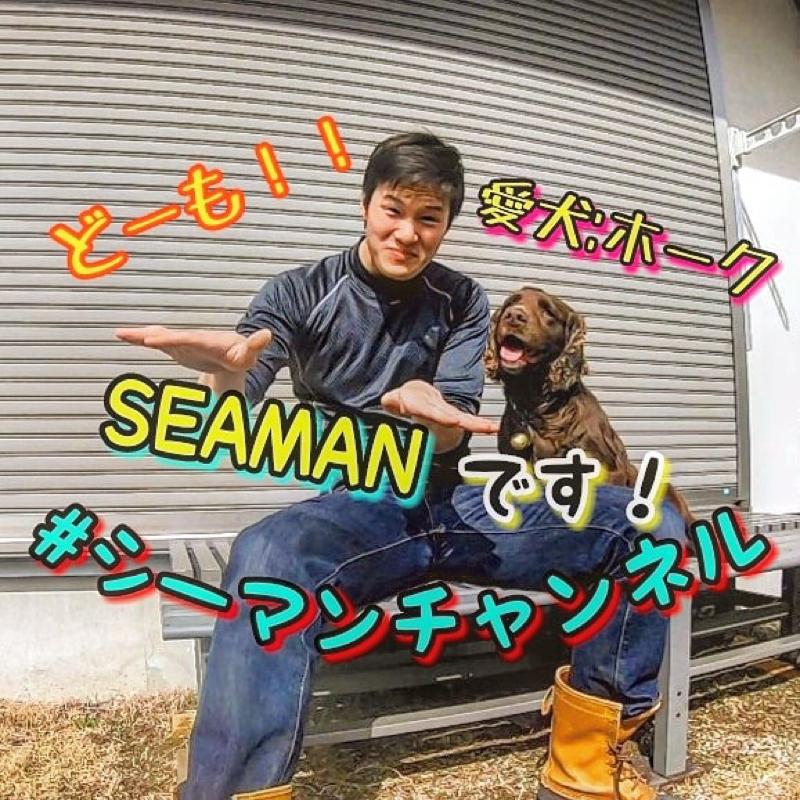 シーマンのアルデソミ〜ノ!?