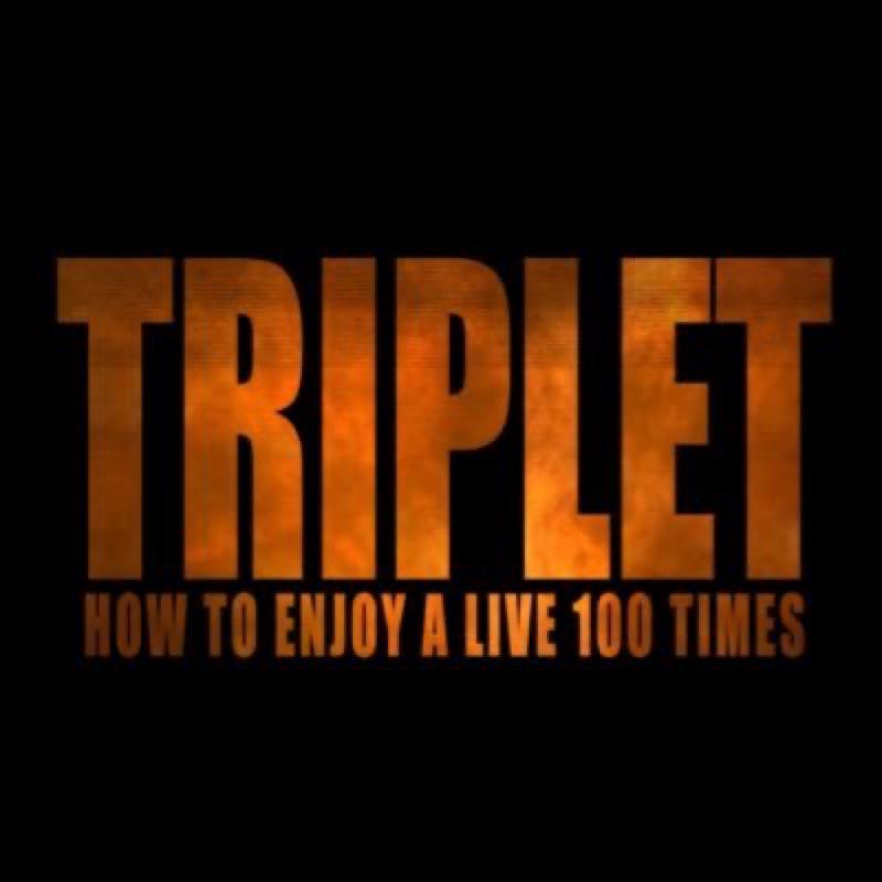 イベント「Triplet」直前トーク(1人だけど)