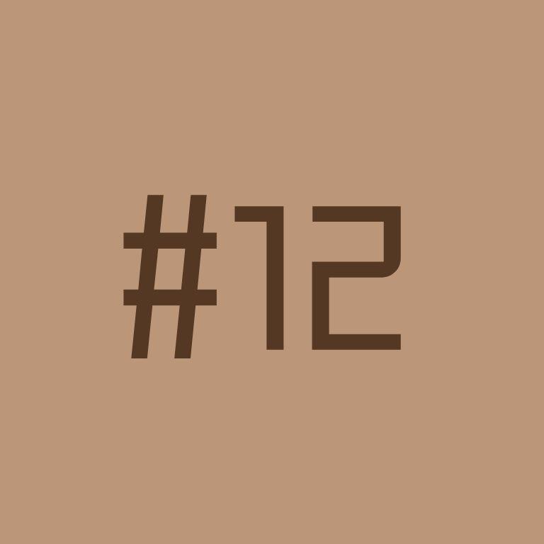 #12 私のおたくフレンズ相関図