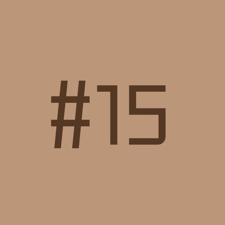 #15 雑談