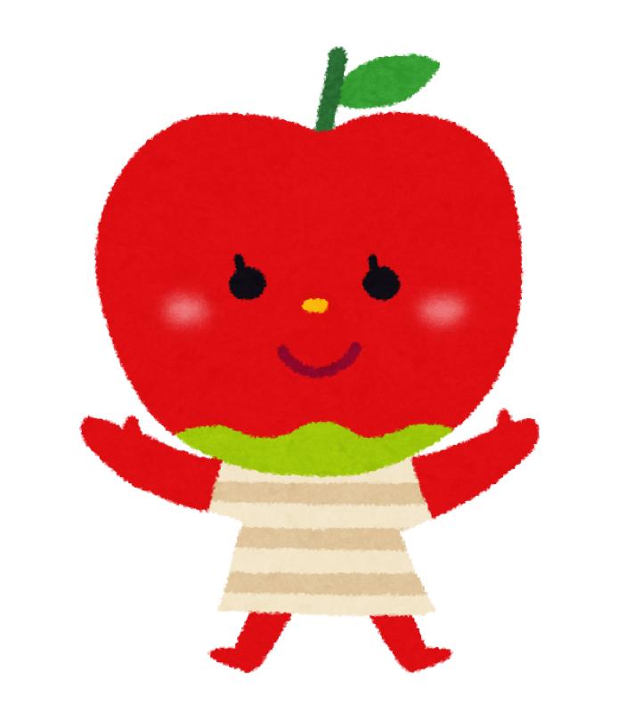 【ダイエットーク】⑧腹にりんごちゃん