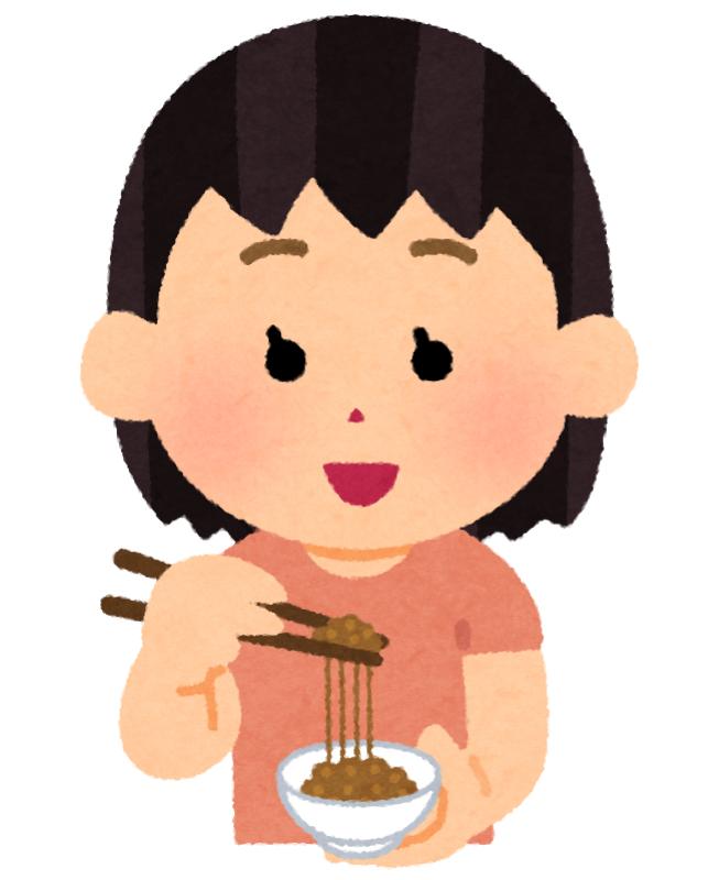 納豆定食の話
