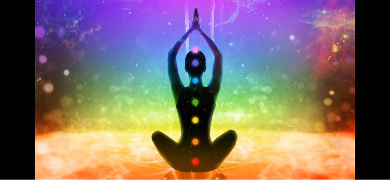 Chakraのお話し  瞑想