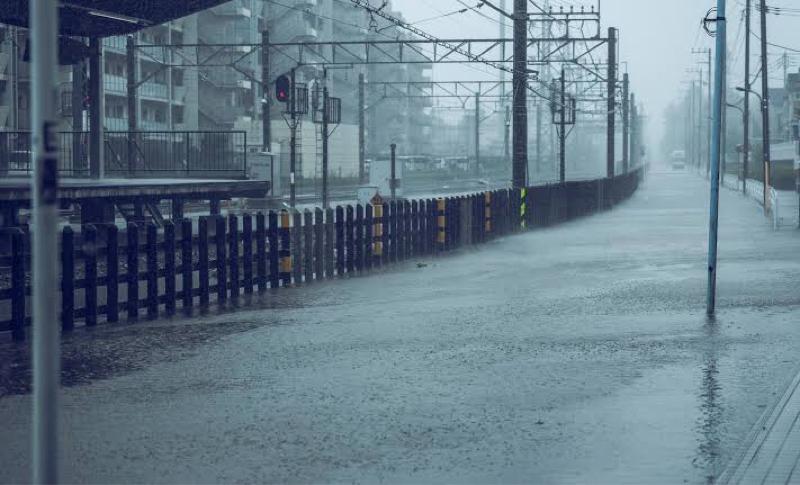 #19   雨トーーク!!!