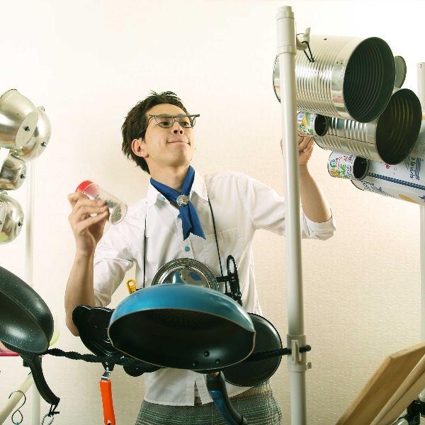 #142 シンバル職人・山本学さんの素晴らしい実験たち