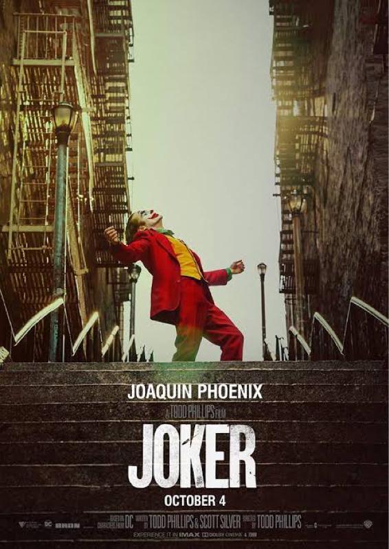 #11 【おすすめ映画】JOKER 観てみてください