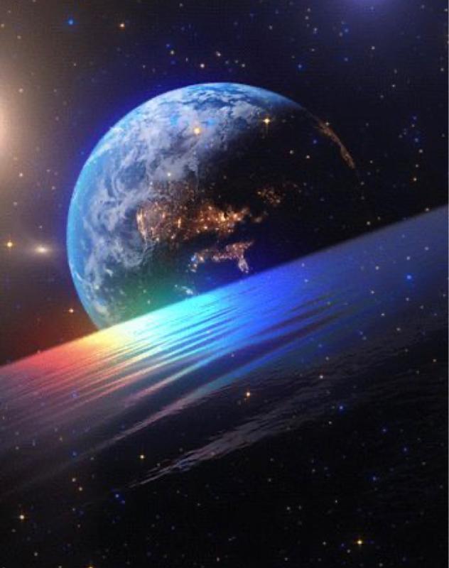 瑠奈子の瑠璃色の地球
