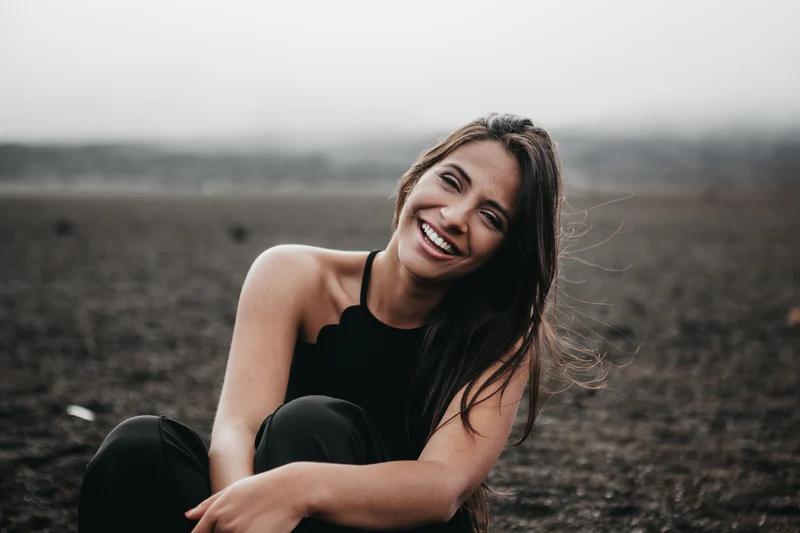 「笑顔!!」