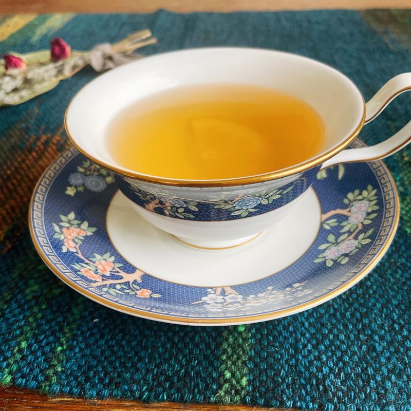 78膳目🍽薬膳茶とお茶の違いって?