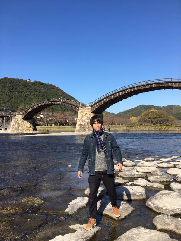 花島大樹です、自己紹介します