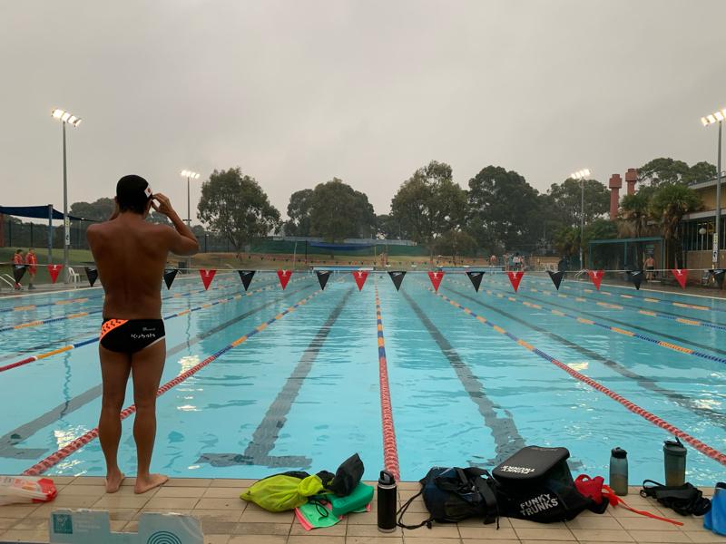 #14後半 泳ぎの感覚。