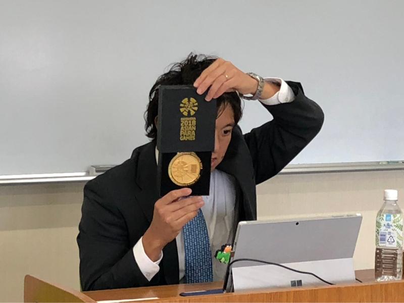 講演会1人振返り!京都橘中学高等学校!