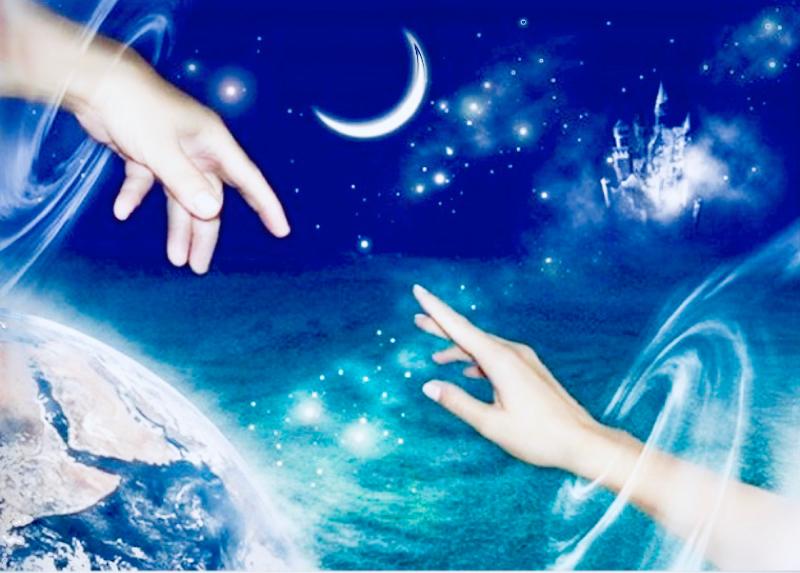 宇宙が私に見せてくれた魂の世界