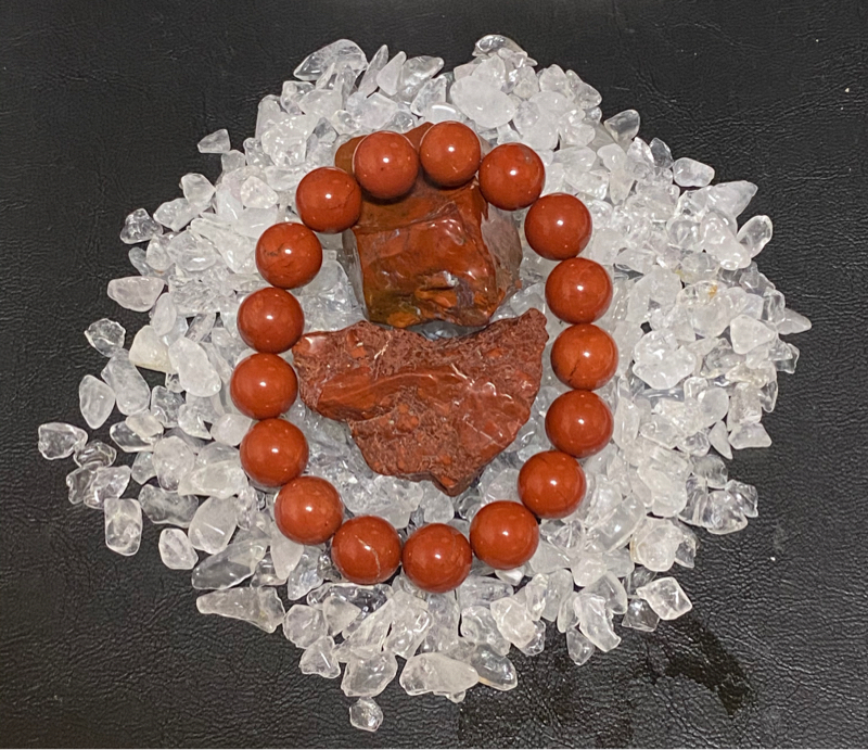 天然石【佐渡の赤玉石】