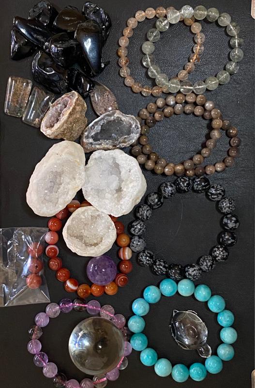 天然石【届いた商品】