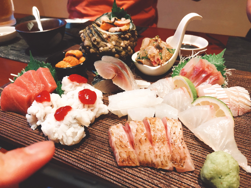 お互いを寿司に例えてみる