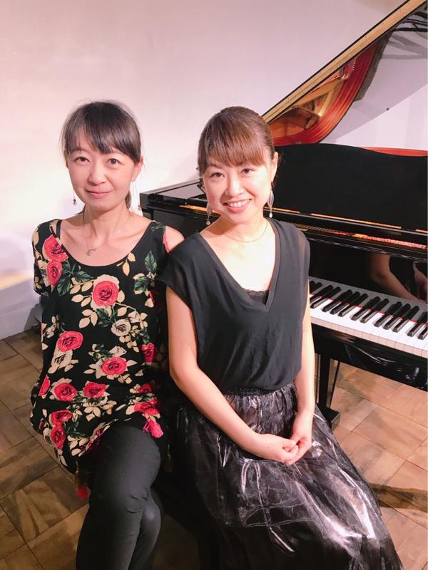クラリネット奏者むらたまきさんをゲストにお迎えして❣️