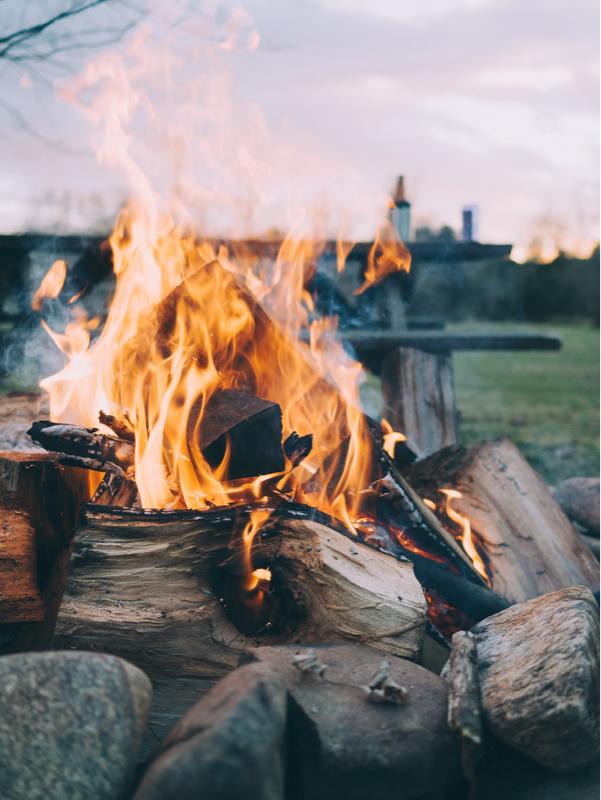キャンプでの焚き火は奥が深い #41