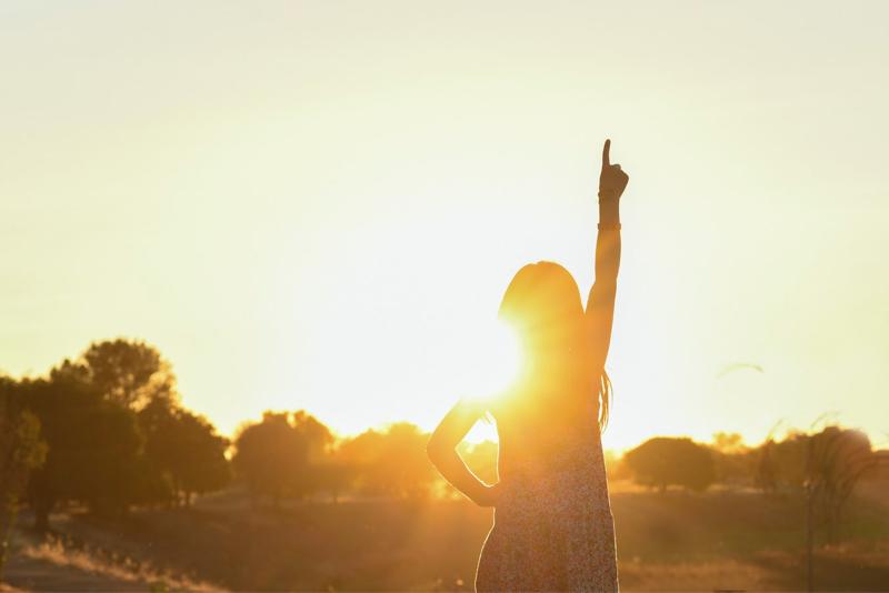 汗疹は太陽を浴びると出にくくなるぞ #57