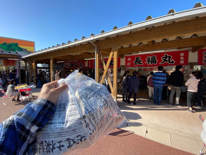 糸魚川カニ満喫 【連休まとめ】  #138