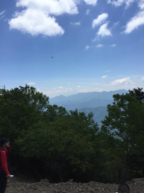 [第0座] 自己紹介 そして、雲取山