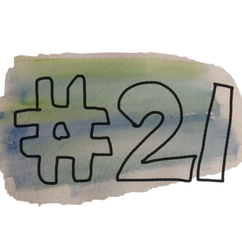 #21 反省