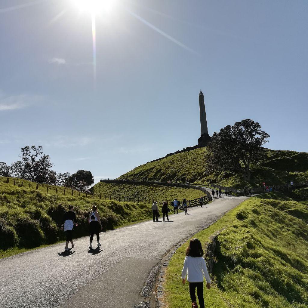 ニュージーランドの観光名所(1)