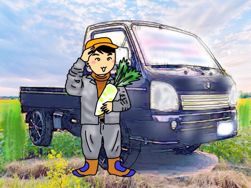 【番外編】新しい軽トラから配信