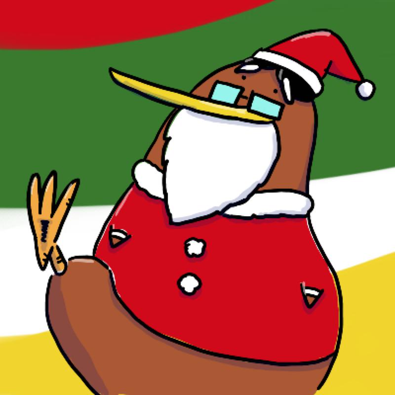 #79 4時間お先にメリークリスマス。