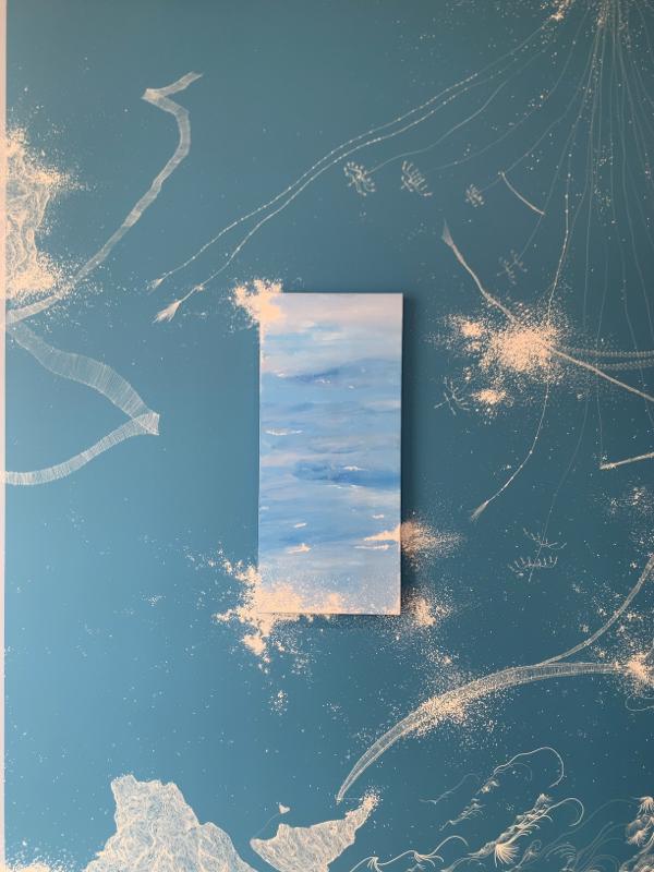 #002銀座メゾンエルメスフォーラムの展示について