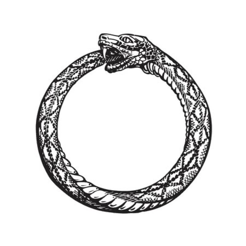 ループする問題 ウロボロスの蛇