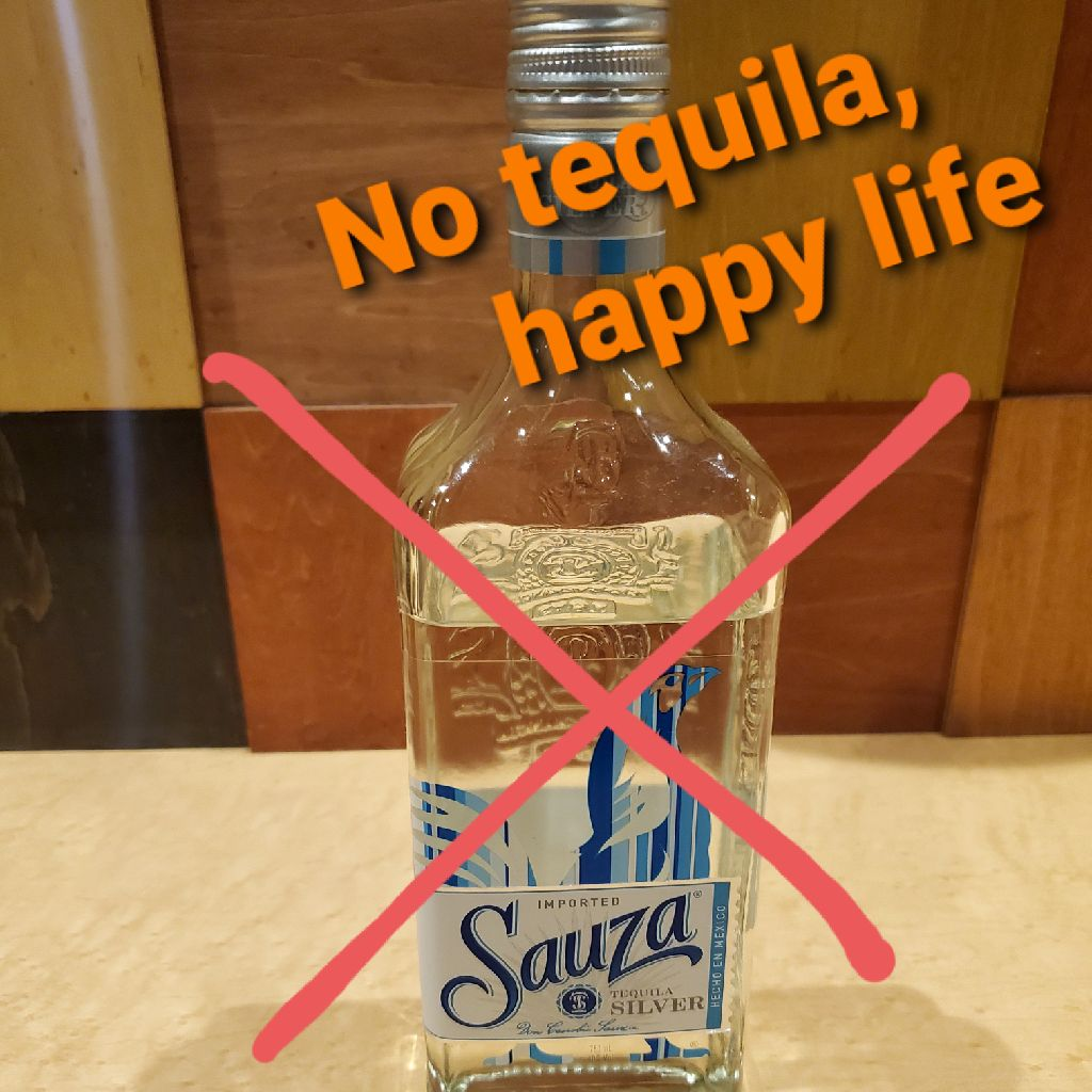 カブトムシの「No tequila,happy life」