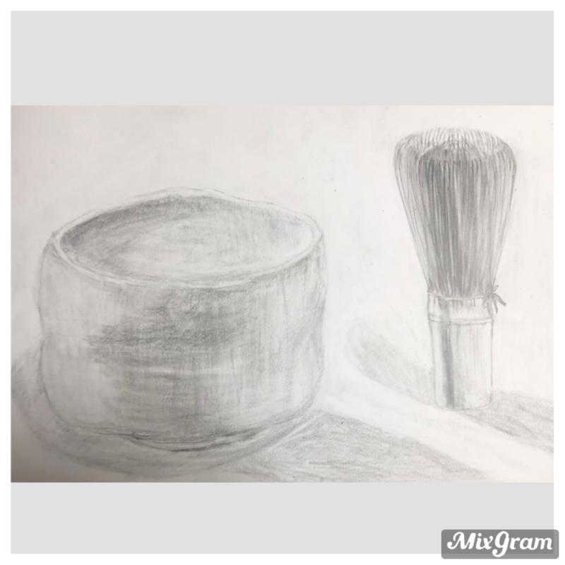 デッサンは45時間も描けません。