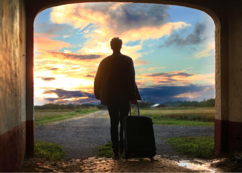 旅行はあまりしない方が良い【わかる人にはわかる/旅行後の脱力感】りょこ