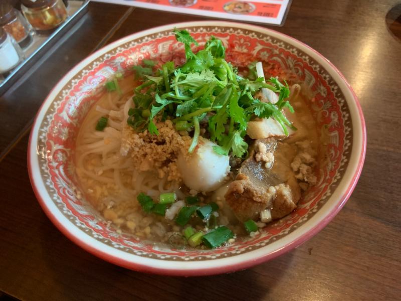 都内で食べられる本場タイ屋台レストラン
