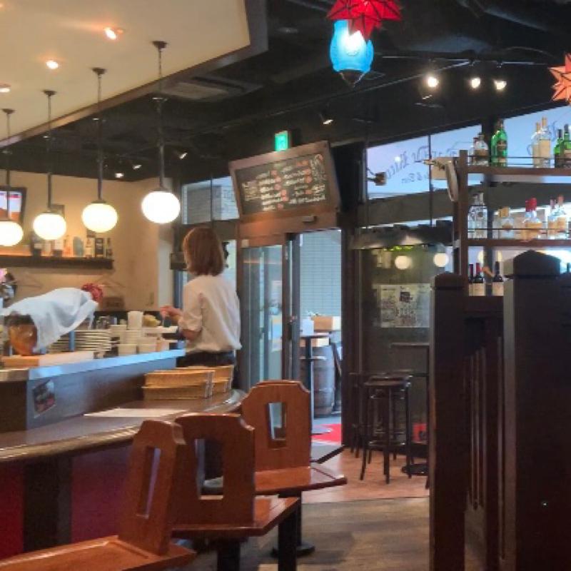 池袋サンシャインのオススメ洋風カフェ&バー