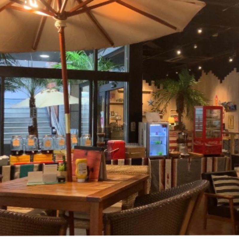 都内でオススメのアメリカ西海岸風レストラン