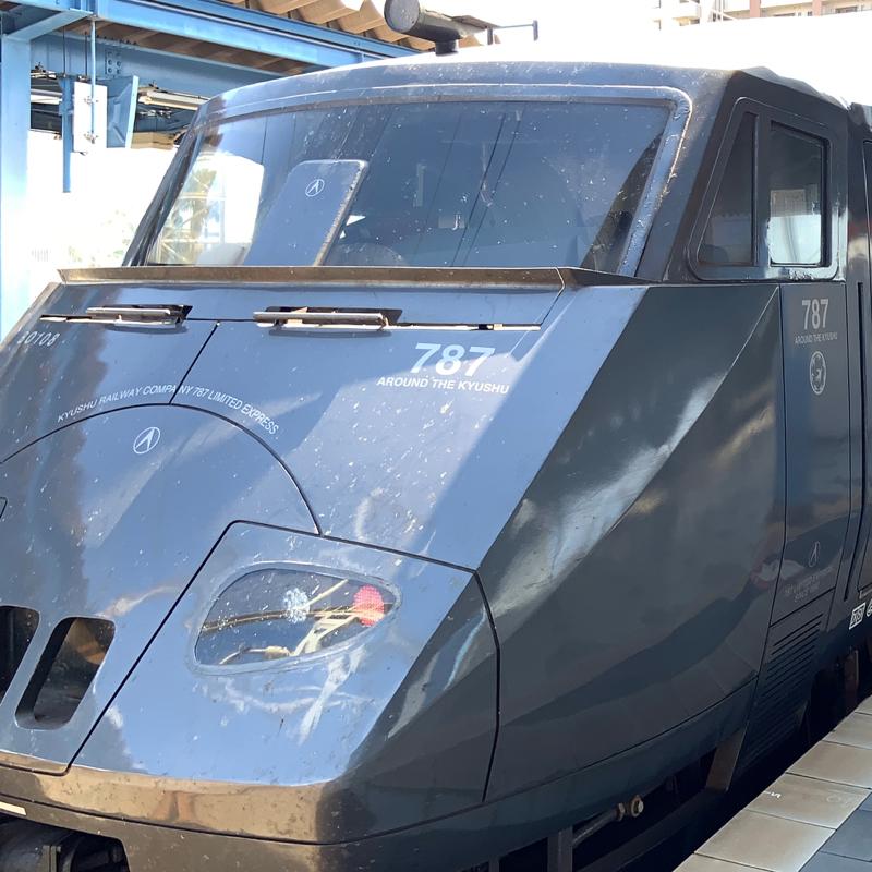 【乗ってみた】90円で乗れる宮崎から鹿児島への特急 〜当日予約も可能〜