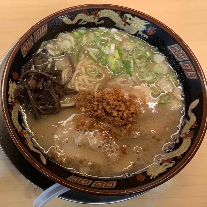 【鹿児島ラーメン】とろける豚とろチャーシュー 〜観光客も行きやすい店〜